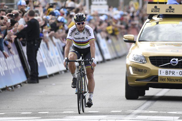 De 26-jarige Slovaak schaart zich in een select groepje dat als wereldkampioen de Ronde won
