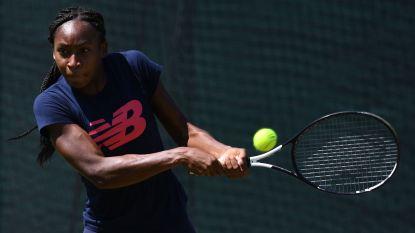Wie is Cori 'Coco' Gauff, de tienersensatie van Wimbledon?