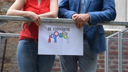 Schepen Rasschaert op alternatieve sp.a-lijst 'De coöperatie'