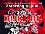 Tiende editie Dijkpop levert twee bandjes voor Roosendaal Treffen