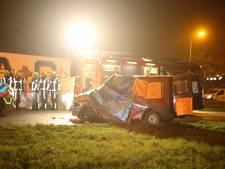 11-11 in Helvoirt iets aangepast na dodelijk ongeluk Daan van der Meijden (24)
