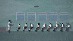 Beweging in de klas leidt tot betere schoolresultaten
