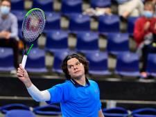 Raonic rejoint Dimitrov en quarts à l'European Open