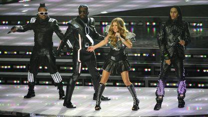 Dit is de eerste single van Black Eyed Peas zonder Fergie