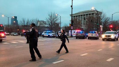 Vier doden bij schietpartij aan ziekenhuis in Chicago