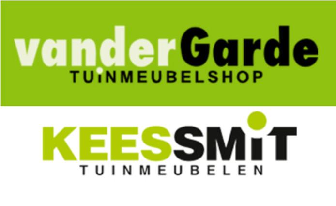 De logo's van beide bedrijven.