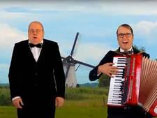 Duo Boom en Poldervaart maken 'coronalied met een knipoog'