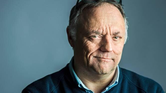 Marc Van Ranst is nu ook rapper: viroloog steelt de show op nummer 'Gemaskerde Scholieren'