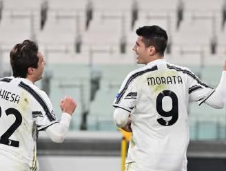 Juventus krijgt pas in blessuretijd Ferencvaros klein en plaatst zich voor volgende ronde