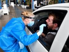 GGD regio Utrecht extra waakzaam na incident bij teststraat in Breda: 'Meteen de politie gebeld'