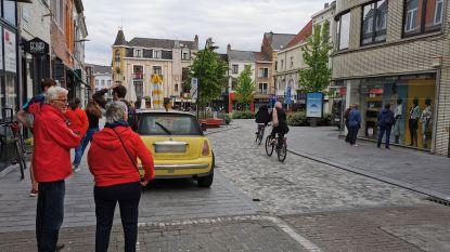 """Meer ruimte voor fietsers én voetgangers in coronatijden: """"Maak van Halse binnenstad woonerf en breidt autovrije zone uit"""""""