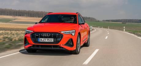 Audi: e-Tron laadt sneller vanaf het najaar, 800 Volt komt er aan