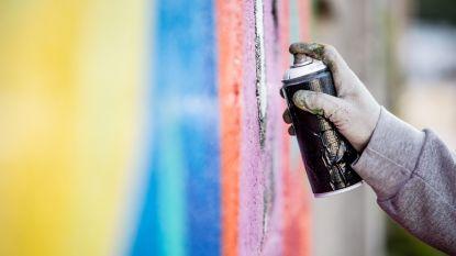 Opnieuw iets meer schade door graffiti langs Vlaamse gewestwegen