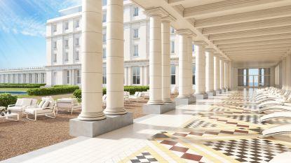 Zo luxueus ziet het Thermae Palace Hotel in Oostende er straks misschien uit