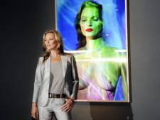 Kate Moss naakt voor 60ste verjaardag Playboy