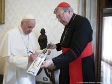 Belangrijke adviseur van paus vervolgd voor kindermisbruik