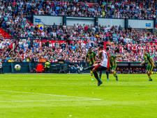 Fer: Tweede helft Feyenoord-onwaardig