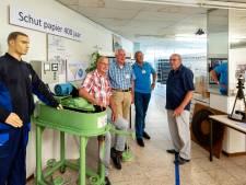 Papiermuseum Renkum heeft een probleem: het heeft geen vast onderkomen