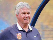 'Guus Hiddink ontslagen in China'