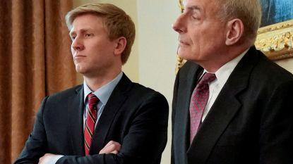 Favoriete opvolger stafchef Witte Huis haakt af