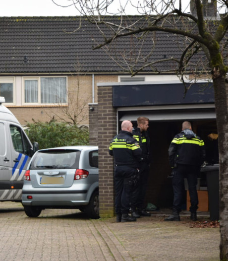 Buurtbewoners laconiek over garagebox met 900 kilo zwaar vuurwerk: 'Moet de politie zo massaal uitrukken?'