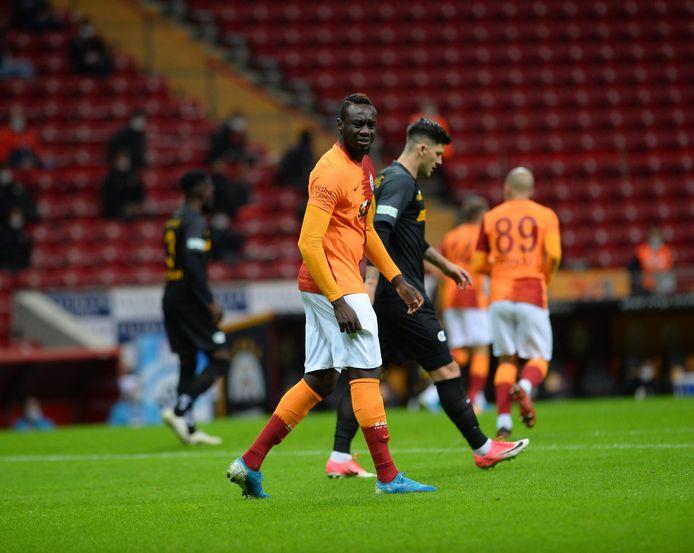 Mbaye Diagne est de retour en Super Lig turque depuis le début de saison.