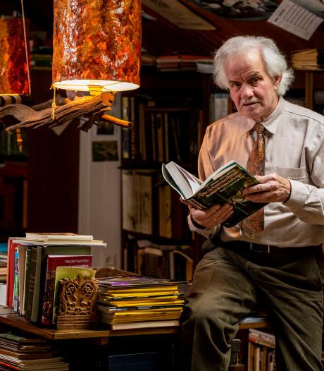Ab Goutbeek (82) uit Dalfsen krijgt zeldzame Zilveren Anjer: 'ik wil anderen verwondering laten voelen'