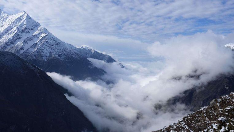 De Mount Everest. Beeld anp