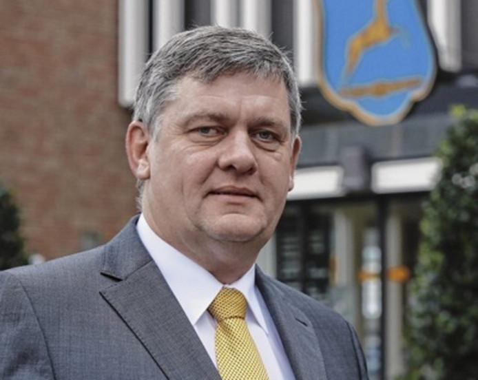 Henk Lambooij, burgemeester van de gemeente Putten en voorzitter van de stuurgroep Vitale Vakantieparken.