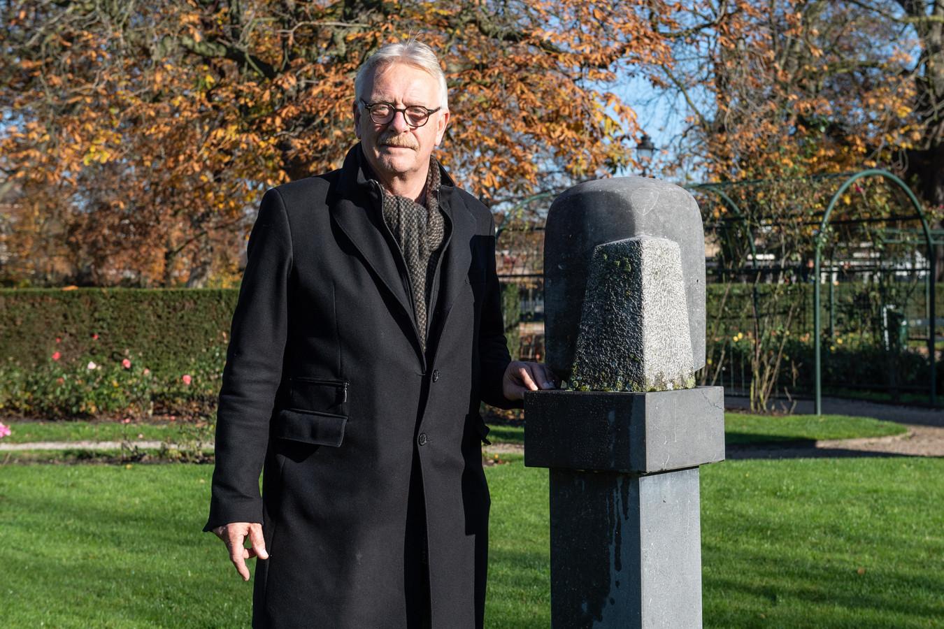 Jan Noltes stopt als voorzitter.