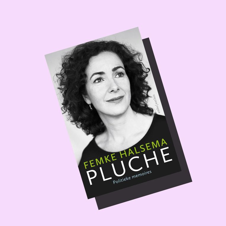 Het nieuwtje uit het boek was dat ze in 2012 door de PvdA werd gevraagd of ze wilde overwegen minister te worden in het tweede-kabinet Rutte. Voor de PvdA. Beeld Boekcover Pluche