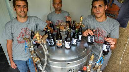 Zondag vijfde Brouwerskot Bierfestival