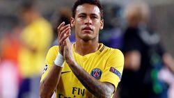 Deze man wist het shirt van Neymar te strikken