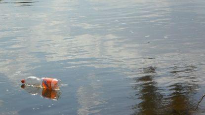 Plasticvanger aan Tijsluis