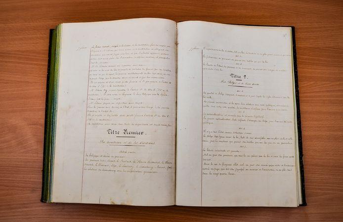 De originele Grondwet