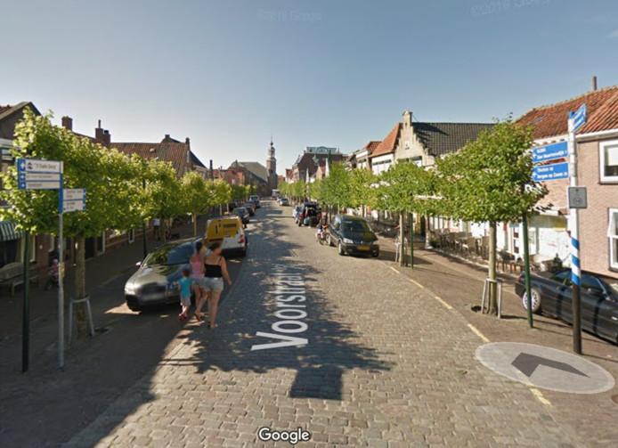 De Voorstraat in Stavenisse.