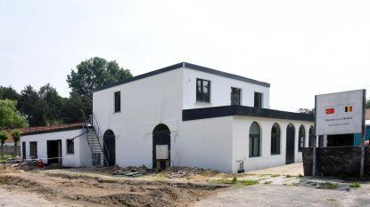 Geldgebrek speelt Turkse moskee parten