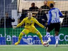 Daniëls baalt verschrikkelijk na gemiste kans FC Eindhoven: 'Blijkbaar gun ik het mezelf niet'