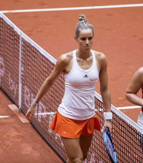 Fed Cup net als Davis Cup flink op de schop