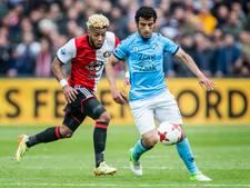 Ayoub op roze wolk: 'Scoren tegen Feyenoord? Natuurlijk'