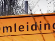 Utrechtseweg 's nachts afgesloten in weekend van 22 en 23 oktober
