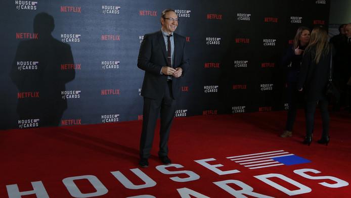 Kevin Spacey speelt de rol van Francis Underwood.