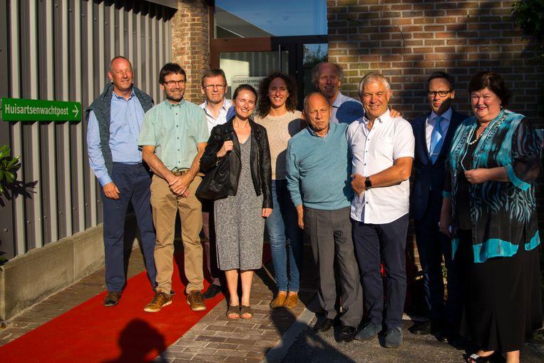 De huisartsenwachtpost bevindt zich in de diabeteskliniek van het AZ Jan Portaels in Vilvoorde.