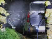 Met drones wist Utrechtse politie de autobranden te stoppen