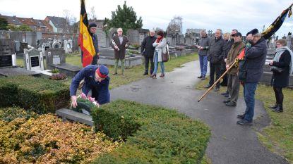 Gedenkplaat op begraafplaats herdenkt drie gesneuvelde soldaten WO I