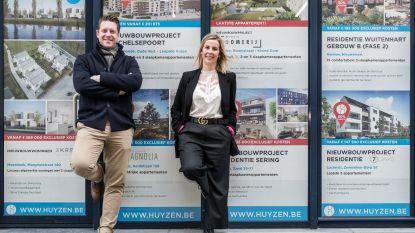 """Vastgoedgroep Huyzen opent vijfde vestiging: """"Veel zin om ons verhaal in Dendermonde uit te bouwen"""""""