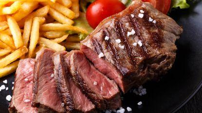 Ondanks vleesschandalen blijft de Belg verslingerd aan zijn biefstuk
