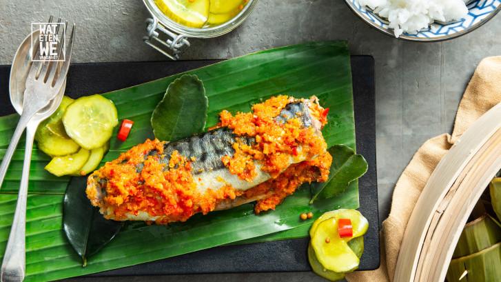 Recept van de Dag: Indische makreel met witte rijst