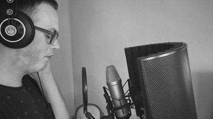 Zingende verpleger lanceert tweede single