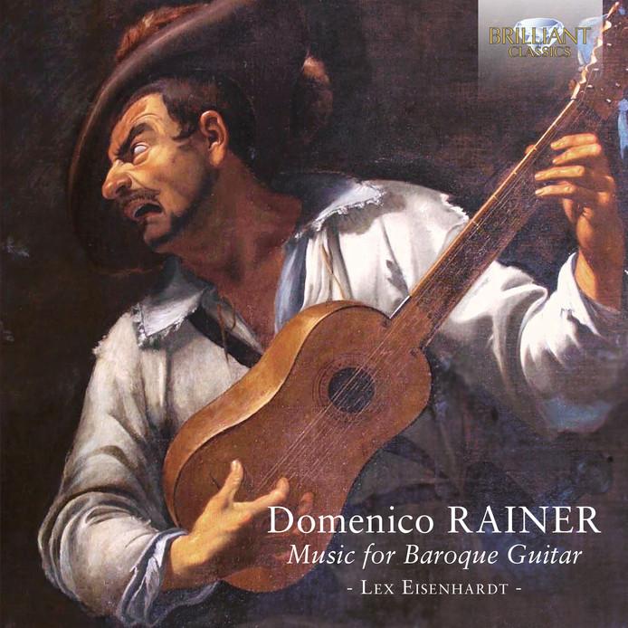 Domenico Rainer, Music for Baroque Guitar.
